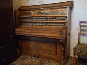Пианино G.Wolkenhauer 19 век