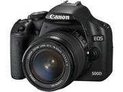 Продаю Canon EOS 500D Rebel T1i Цифрові дзеркальні фотокамери Kit ж /
