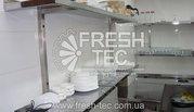 Производство мебели из нержавеющей стали для кафе и ресторанов.