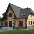 Комплект дома из СИП-панелей по канадской технологии.