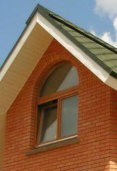 Деревянные евроокна,  окна из евробруса.