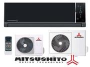 Кондиционеры Mitsushito серии VBG    350s  2800грн