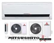 Кондиционеры Mitsushito серии XIG   668s    5346грн