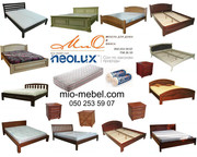 Кровати в наличии и под заказ на mio-mebel.com