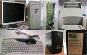 Сист. блок с принтером,  ИБП и ВЭБ-камерой