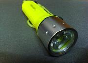 Фонарь для подводной охоты и дайвинга CREE 3W LED