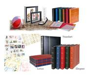 Альбомы для марок,  кляссеры для марок,  альбомы для монет
