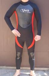Гидрокостюм для дайвинга,  серфинга,  кайтинга,  виндсерфинга VERUS 3 мм