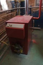 Продам газовый котел Маяк АОГВ-50 т (50 кВт),  2003 г.