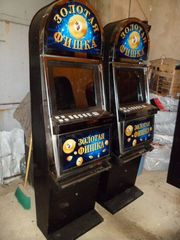 Игровые автоматы в корпусе слим.