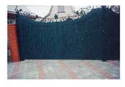 кованые ворота, заборы, ограждения под заказ