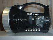 фонарь-радиоприёмник аккумуляторный