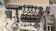 Двигатель на Ford Courier 1.3 бензин