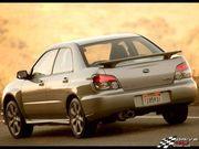 Купить спойлер на крышку багажника  Subaru Impreza WRX