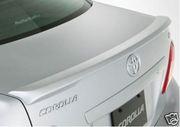 Купить спойлер на крышку багажника Toyota Сorolla
