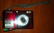 Продам фотоаппарат Nikon Coolpix L22