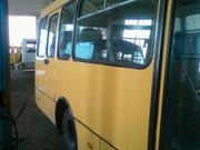 Ремонт кузовов автобусов, микроавтобусов.