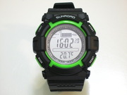 Часы для рыбаков SunRoad FR711A с барометром, термометром,  альтиметром