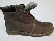 Кожаная обувь от харьковского  производителя