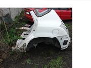 Задняя часть на Nissan Murano 2007 года