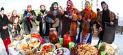 Тур на Масленицу в Диканьку 2014. Автобусные туры из Харькова. Весна