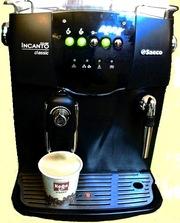 Практичная автоматическая кофемашина Saeco Incanto Classic