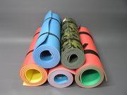 Коврик для йоги,  маты спортивные,  татами,  коврик туристический,  коврик