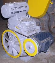 Агрегат (насос) вакуумный АВЗ-90