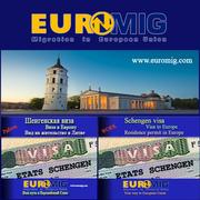 Вид на жительство в Литве,  бизнес в Европе