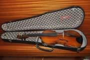 Продам скрипку 4/4 б/У фабричная чехия