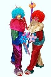 Клоуны,  пираты на детские праздники  Харьков