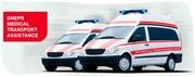 Перевезти больного из Харькова в Хмельницкий,  с онкологией