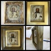 Реставрация старинных икон Харьков
