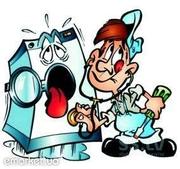 Ремонт холодильников, стиральных машин, тв, газплит