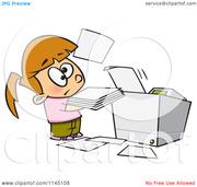 Лазерная печать чб формат А4, А3 бумага или самоклейка(ORACAL), редактирование