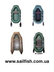 Лодки надувные из ПВХ Колибри