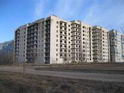 Недостроенный 9-ти этажный дом