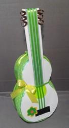 подарок из памперсов(гитара)