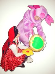 Детский День Рождения с веселыми клоунами Харьков