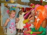 Феи Винкс на детский День Рождения