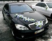 Прокат авто на свадьбу в Харькове! Аренда машин с водителем!