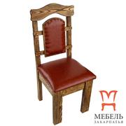Мебель под старину ,  Стул Королевский мягкий