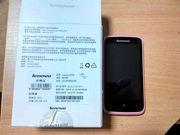 Lenovo IdeaPhone A376 (Pink)(витрина)