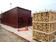 Сушильное оборудование для дров