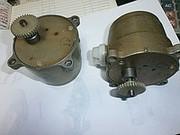 Д32П2 (24 об/мин) двигатель.