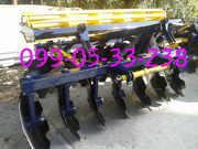 борона дисковая АГД для трактора ЮМЗ, ЮМЗ-6, МТЗ