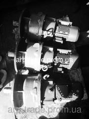 Мотор-редукторы МПО2М-15-81, 5-3/18 планетарные