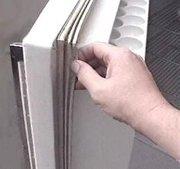 Установка уплотнительной резины на холодильник.регулировка дверей.