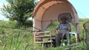 Карповая палатка для рыбалки