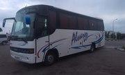 Автобусные перевозки по Украине 55 мест